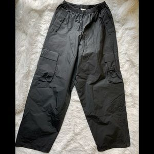 Windbreaker Rain Pants Elastic Waistband